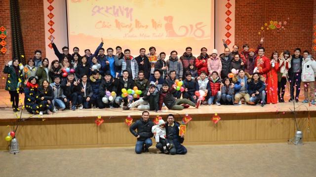 Năm 2017 – một năm sôi động của phong trào sinh viên Việt Nam tại Hàn Quốc - ảnh 6