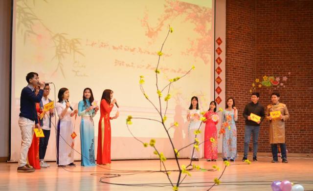 Năm 2017 – một năm sôi động của phong trào sinh viên Việt Nam tại Hàn Quốc - ảnh 1