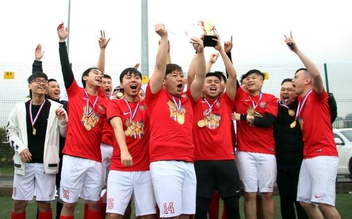 SVUK CUP 2018 tạo sân chơi thú vị cho du học sinh Việt Nam ở Anh - ảnh 1