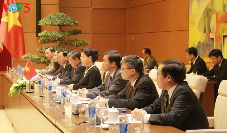 Hội đàm cấp cao Việt Nam - Iran - ảnh 2