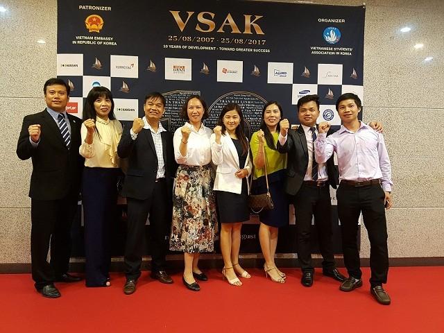 Hội người Việt Nam tại Hàn Quốc: Đoàn kết cộng đồng, phát triển bền vững - ảnh 4