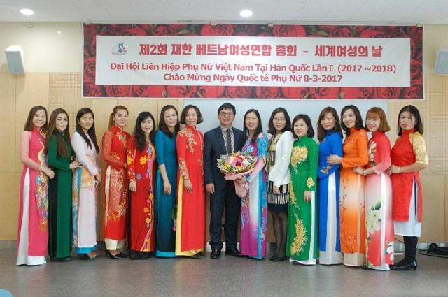 Hội người Việt Nam tại Hàn Quốc: Đoàn kết cộng đồng, phát triển bền vững - ảnh 2