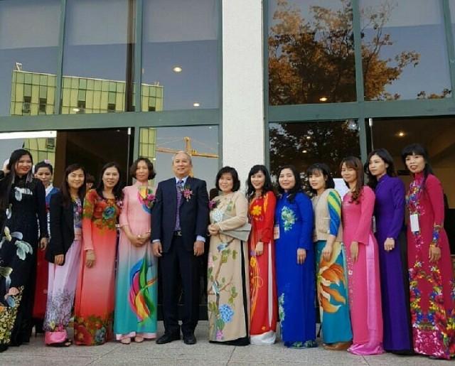 Hội người Việt Nam tại Hàn Quốc: Đoàn kết cộng đồng, phát triển bền vững - ảnh 3