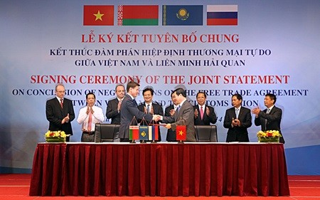 Free Trade Agreement brings new opportunities for Vietnam - ảnh 1