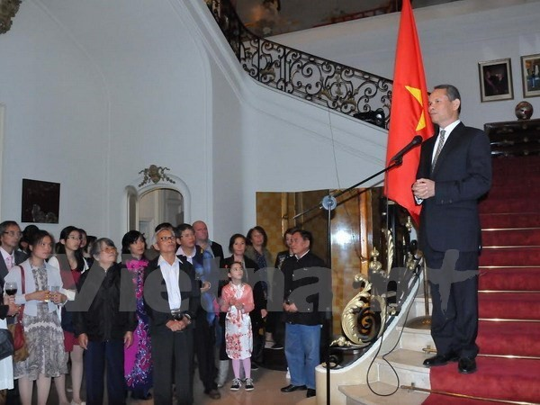Celebrations of Vietnam's National Day held overseas - ảnh 1
