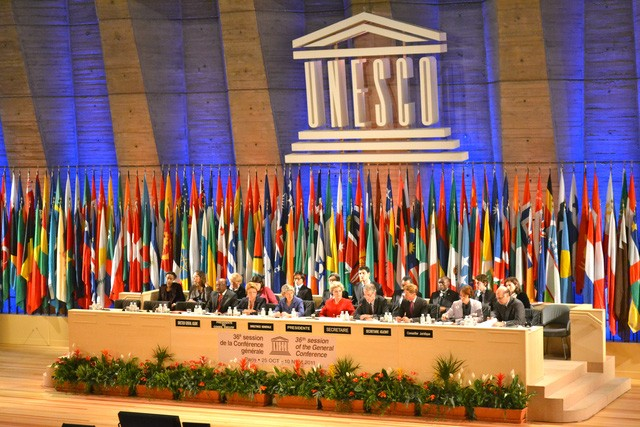 Results of second round of UNESCO chief balloting - ảnh 1