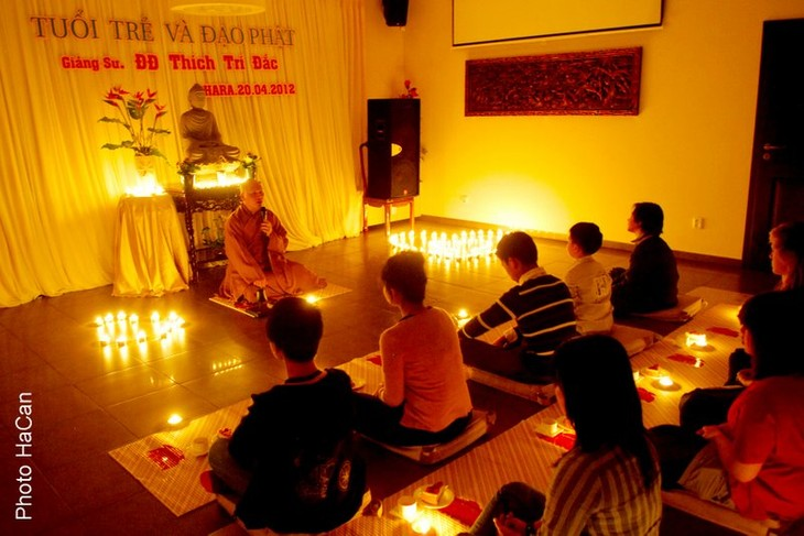 Tuổi trẻ kiều bào ở Cộng hòa Séc với đạo Phật - ảnh 3