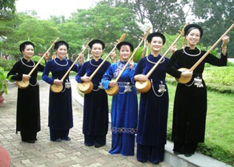 Triển lãm di sản văn hóa Then tại Lạng Sơn - ảnh 1
