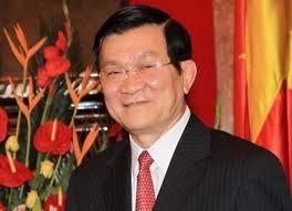 Chủ tịch nước Trương Tấn Sang tiếp Đoàn Hội Hữu nghị Hàn Quốc - Việt Nam - ảnh 1