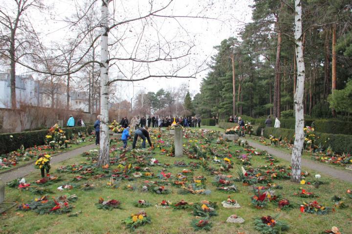 Ngày Tảo mộ tại Dresden - Cộng hòa Liên Bang Đức - ảnh 10