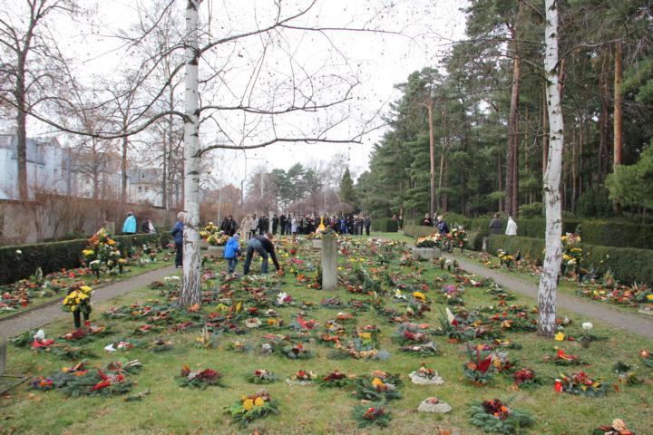 Ngày Tảo mộ tại Dresden - Cộng hòa Liên Bang Đức - ảnh 7