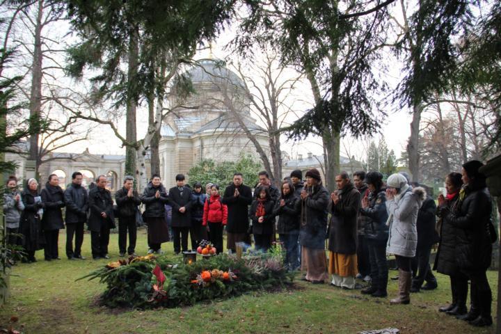 Ngày Tảo mộ tại Dresden - Cộng hòa Liên Bang Đức - ảnh 9