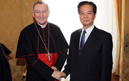 Kết thúc tốt đẹp chuyến thăm Vương quốc Bỉ, CHLB Đức, Vatican và tham dự Hội nghị ASEM 10 - ảnh 1