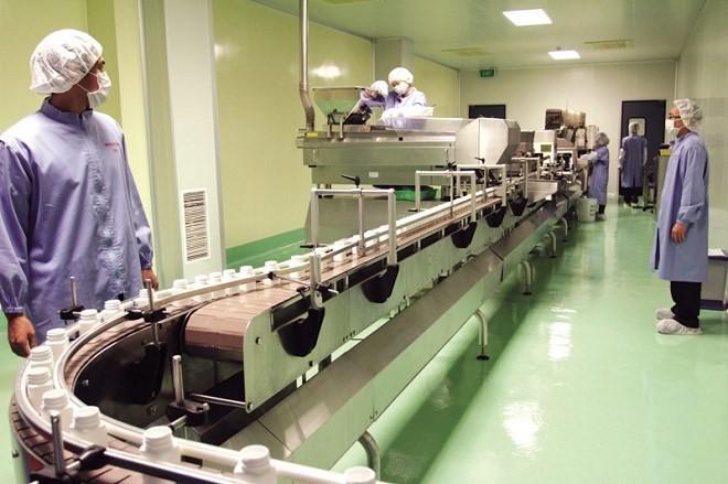 cơ sở sản xuất thực phẩm