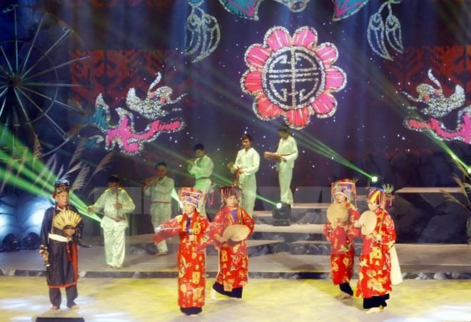 Khai mạc Liên hoan Dân ca Việt Nam khu vực Nam bộ - ảnh 1