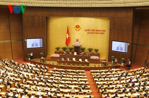 Năm 2015 Việt Nam phấn đấu tăng trưởng kinh tế-xã hội cao hơn năm 2014 - ảnh 1