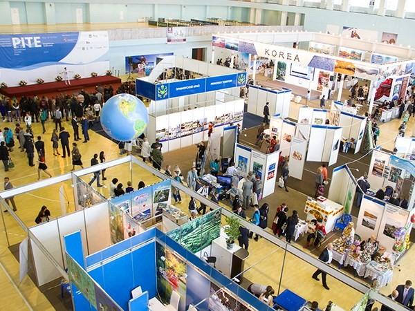 Việt Nam tham gia triển lãm du lịch quốc tế châu Á-Thái Bình Dương lần thứ 19 tại Nga  - ảnh 1