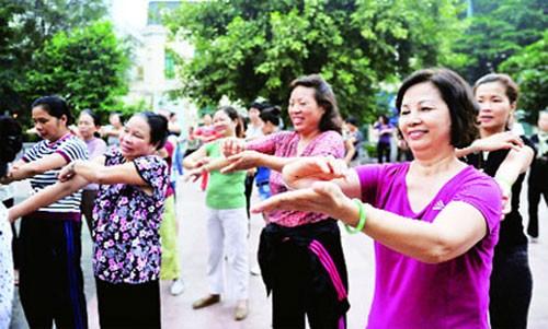 Việt Nam chuẩn bị cho thời kỳ dân số già  - ảnh 1
