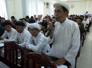 Đoàn đại biểu Quốc hội tiếp xúc cử tri tại các địa phương  - ảnh 1