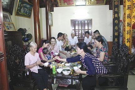 Nhiều hoạt động nhân Ngày Gia đình Việt Nam 28/6 - ảnh 1
