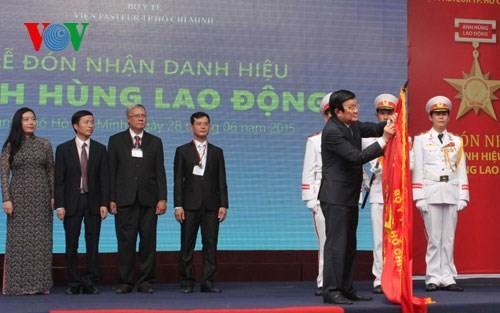 Viện Pasteur Tp Hồ Chí Minh tiếp tục đóng góp trong lĩnh vực y học dự phòng Việt Nam - ảnh 1