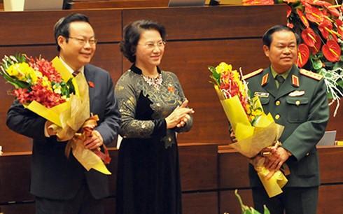 Quốc hội bầu 2 Phó Chủ tịch Quốc hội - ảnh 1