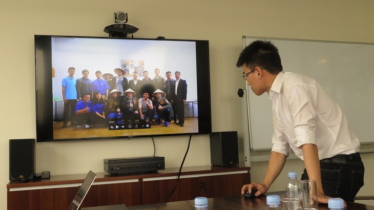 Sinh viên Việt Nam theo học chuyên ngành điện hạt nhân tại Nga có ý thức đối với sự an toàn hạt nhân - ảnh 1