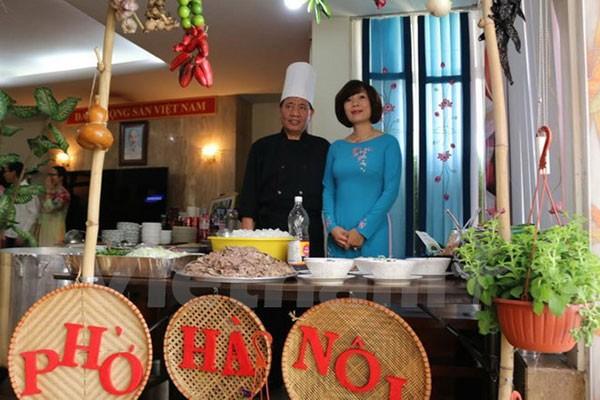 Tăng cường hợp tác kinh tế - văn hóa và quảng bá hình ảnh Việt Nam tại Slovakia  - ảnh 1