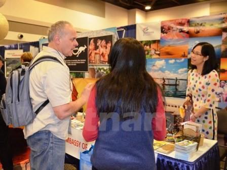 Việt Nam tham gia Triển lãm Du lịch và Nghỉ dưỡng quốc tế tại Canada  - ảnh 1
