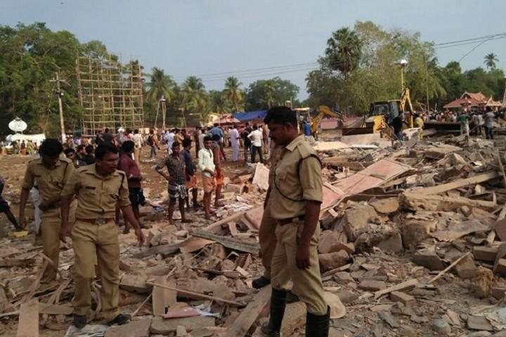 Việt Nam chia sẻ đau buồn, mất mát với Ấn Độ sau vụ nổ pháo hoa  - ảnh 1