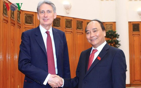 Vương quốc Anh có thể trở thành nhà đầu tư lớn nhất của EU tại Việt Nam  - ảnh 1