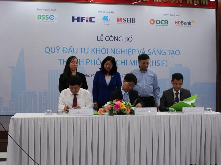 Xây dựng thành phố Hồ Chí Minh thành thành phố khởi nghiệp  - ảnh 1