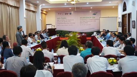 Đầu tư bảo vệ vùng bờ, quản lý nguồn tài nguyên nước vùng Đồng bằng sông Cửu Long  - ảnh 1