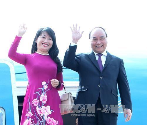 Thủ tướng Nguyễn Xuân Phúc tới Thủ đô Ulan Bator, bắt đầu thăm chính thức Mông Cổ - ảnh 1