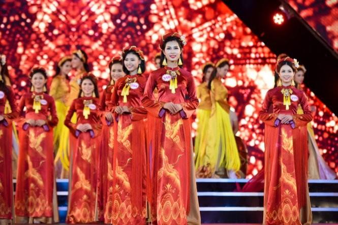 Chung khảo phía Bắc cuộc thi Hoa hậu Việt Nam 2016 - ảnh 1