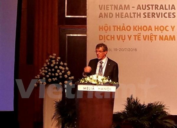 Việt Nam và Australia trao đổi kinh nghiệm về y khoa và dịch vụ y tế  - ảnh 1