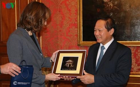 Tăng cường hợp tác ICT Việt Nam- Czech - ảnh 1