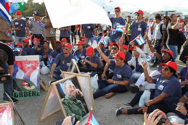 Chủ tịch Fidel: Biểu tượng của cách mạng Cuba - ảnh 1