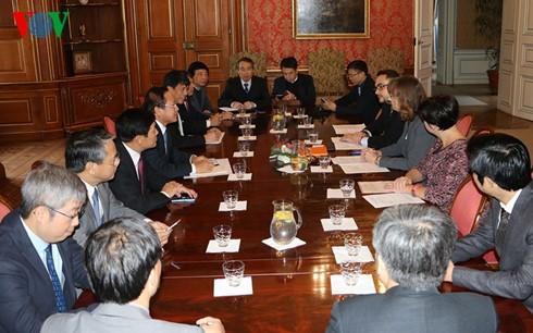 Tăng cường hợp tác ICT Việt Nam- Czech - ảnh 2