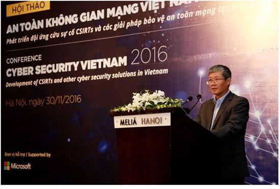 Phát triển mạng lưới ứng cứu để bảo vệ an toàn không gian mạng Việt Nam - ảnh 1