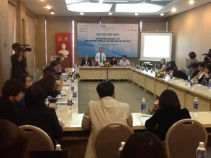 Việt Nam đăng cai Hội chợ triển lãm quốc tế EPIF 2017 - ảnh 1