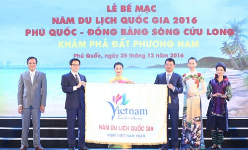 """Bế mạc """"Năm Du lịch quốc gia 2016 - Phú Quốc - Đồng bằng sông Cửu Long""""  - ảnh 1"""