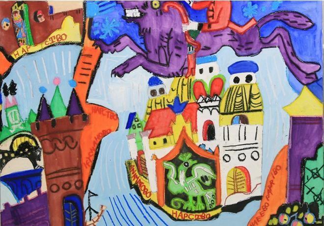 """Triển lãm """"Chạm"""": Cách giao tiếp qua nghệ thuật của trẻ tự kỷ - ảnh 1"""