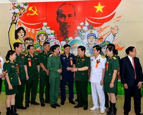 Nhiều hoạt động hướng tới kỷ niệm 127 năm ngày sinh Chủ tịch Hồ Chí Minh - ảnh 1