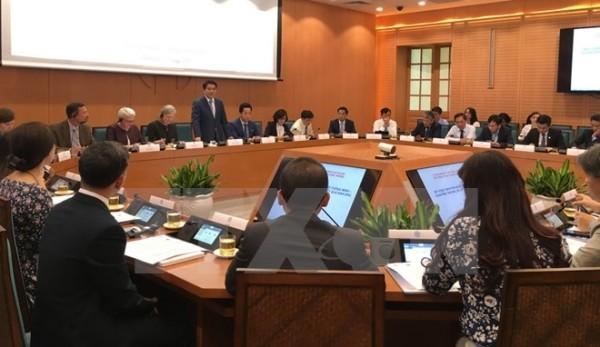Hà Nội mời gọi doanh nghiệp Hoa Kỳ đầu tư thành phố thông minh - ảnh 1