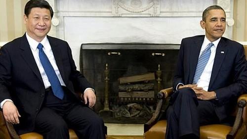 การพบปะระหว่างประธานาธิบดีสหรัฐกับประธานประเทศจีนเพื่อกระชับสัมพันธ์เพื่อเสถียรภาพของโลก - ảnh 1