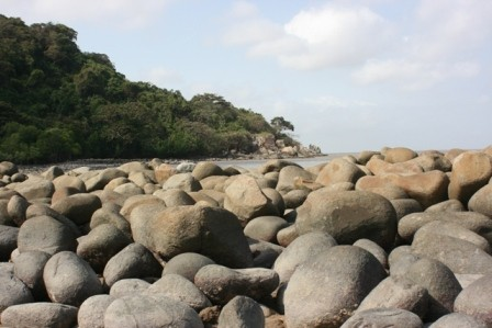 เกาะห่อนควาย-ไข่มุขแห่งทะเลเขตตะวันตกเฉียงใต้ของประเทศ - ảnh 3