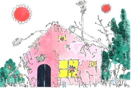 สวนฤดูหนาวท่ามกลางฤดูร้อนในฮานอย  - ảnh 1