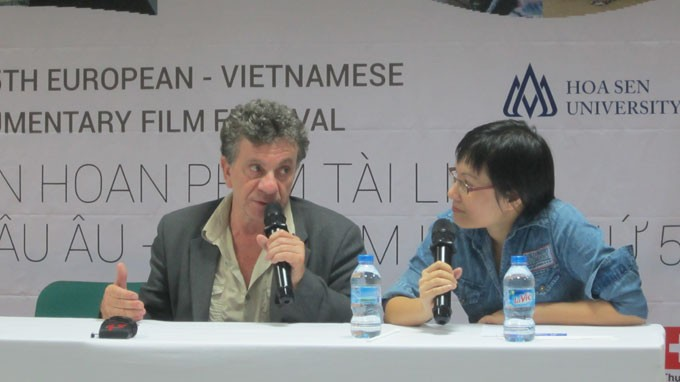 ภาพยนตร์ของเวียดนามในงานมหกรรมภาพยนตร์สารคดีนนานาชาติครั้งที่ ๕ - ảnh 2