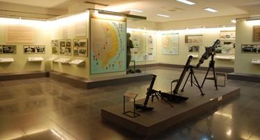 พิพิธภัณฑ์ร่องรอยสงครามกับความปรารถนาแห่งสันติภาพ - ảnh 2